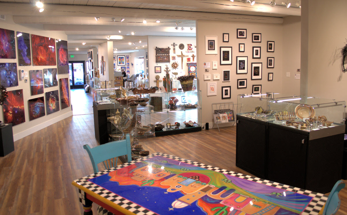 On the Edge Gallery OldTownScottsdale.com