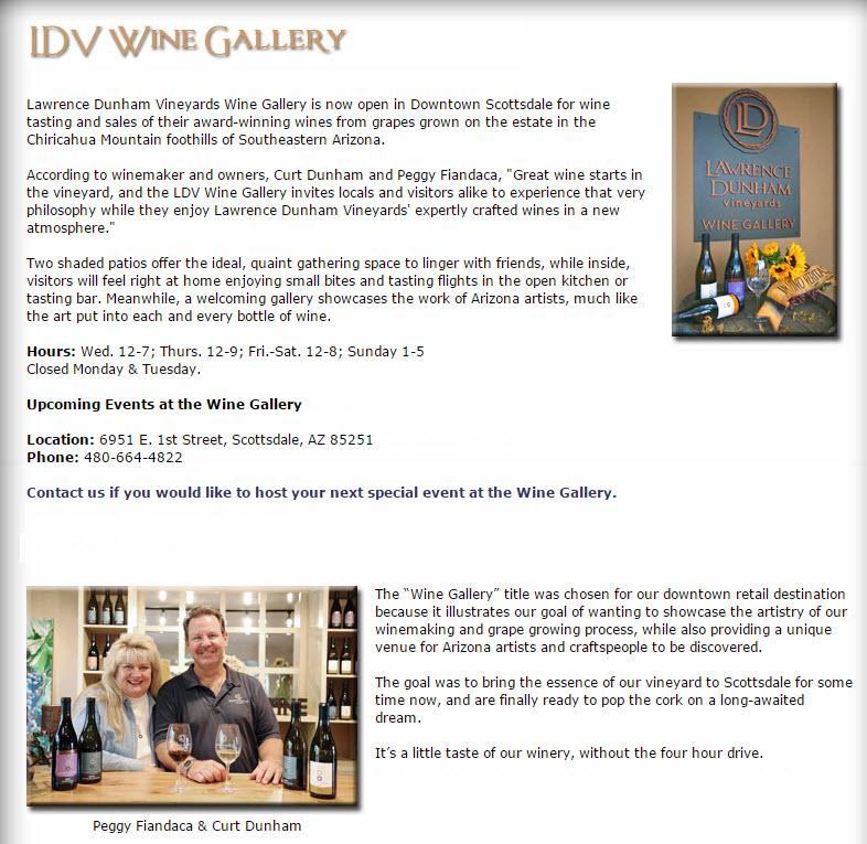 LVD Winery