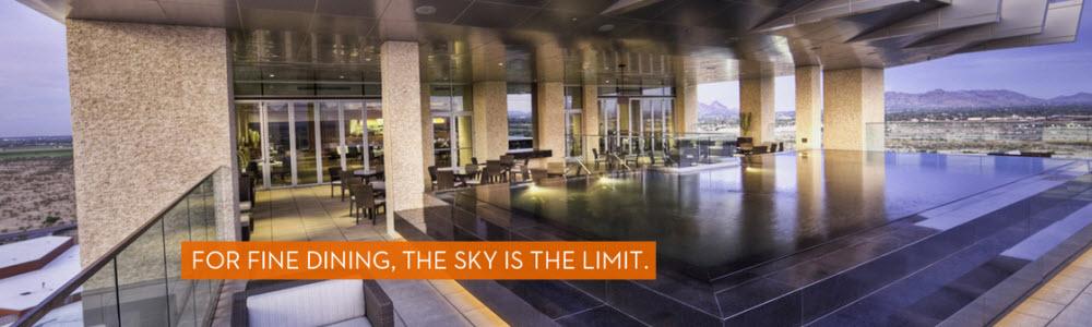 Orange Sky Restaurant At Talking Stick Resort