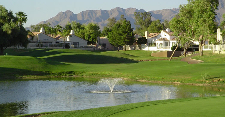 Starfire golf club old town scottsdale for Arnold palmer motors collision center