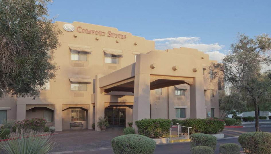 Hotels Near Old Scottsdale Arizona
