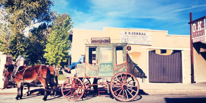 O K Corral Old Town Scottsdale