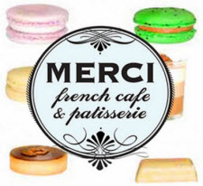 MERCI french cafe and patisserie