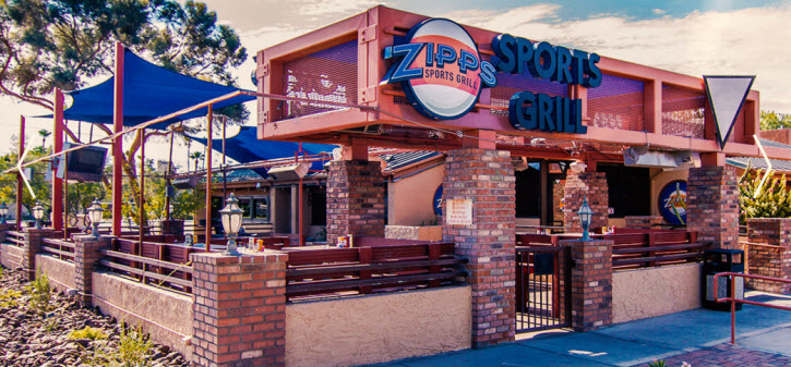 ZIPPS Sports Grill - Old Town Scottsdale
