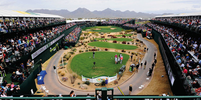 The Waste Management Phoenix Open Old Town Scottsdale