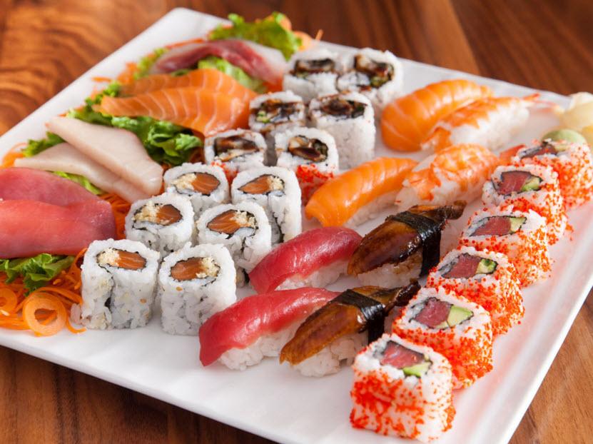 1 Sushi
