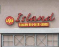 Asian Island