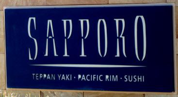 Sapporo – Happy Hour