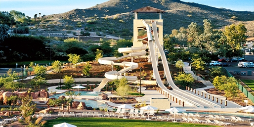 Hilton Hotels With Water Parks