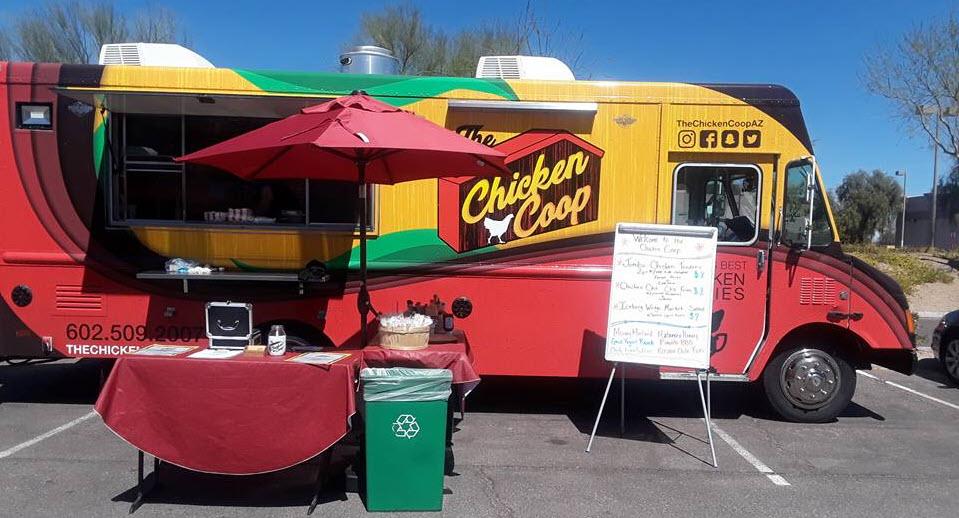 The Chicken Coop Az Old Town Scottsdale