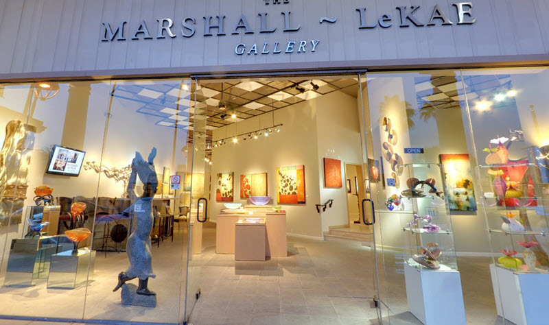 The Marshall Gallery of Fine Art - Old Town Scottsdale