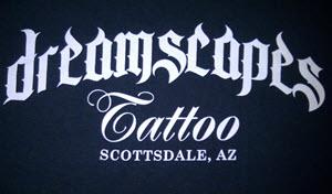 Dreamscapes Tattoo