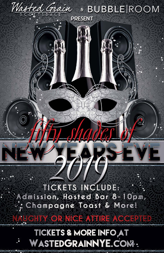 Scottsdale New Years Eve 2018-19 - Old Town Scottsdale